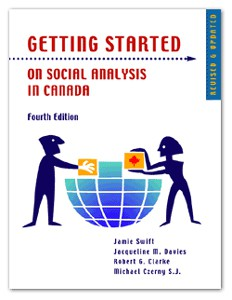 Getting Started on Social Analysis in Canada, Fourth Edition