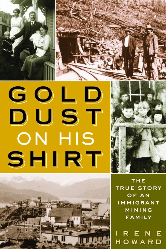 Gold Dust On His Shirt